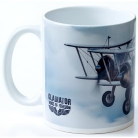 Gloster Gladiators Wings Of Freedom Mug