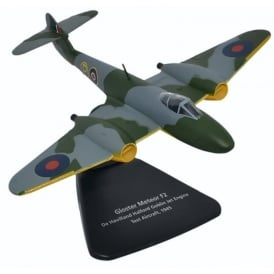 Gloster Meteor F2 Diecast Model 1:72