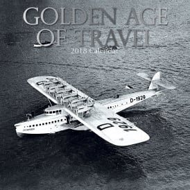 Golden Age Of Air Travel 2018 Calendar
