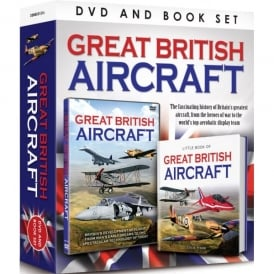 Great British Aircraft DVD & Book Set