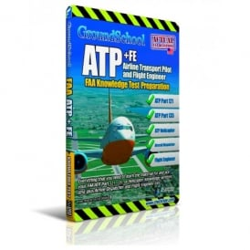 Dauntless Software Groundschool ATP & FE FAA Test Prep