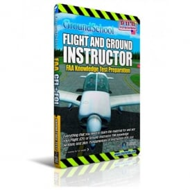 Groundschool Flight Instructor FAA Test Prep
