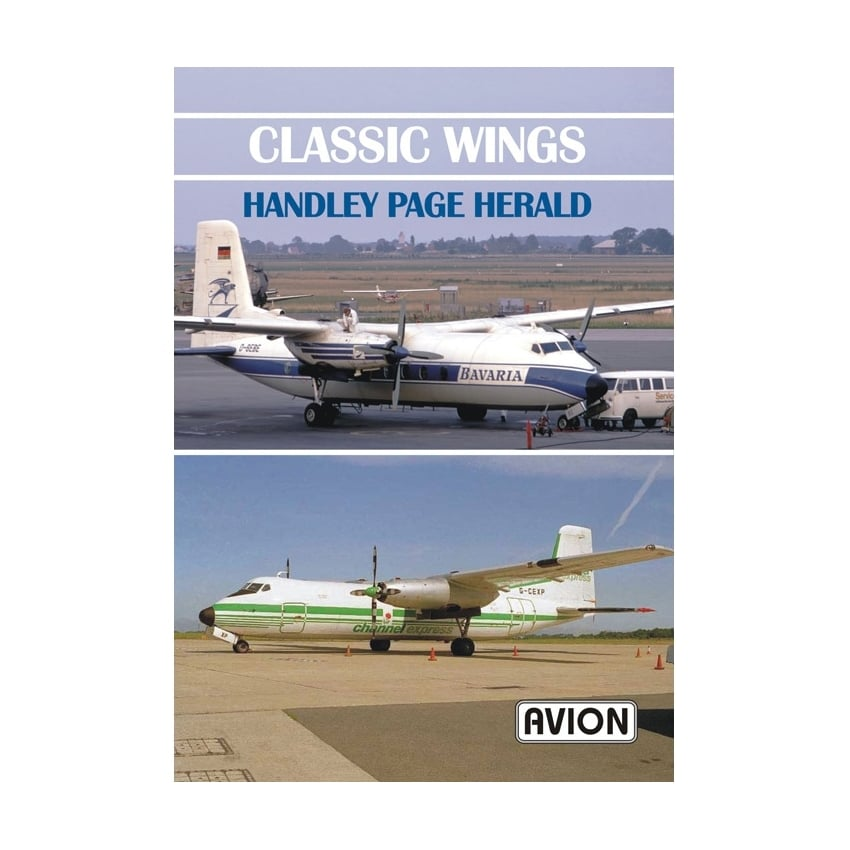 Handley Page DVD