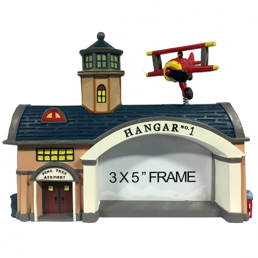 Hangar Picture Frame