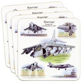Harrier Coaster Set of 4
