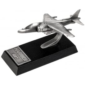 Clivedon Harrier GR7 Desk Model - Pewter