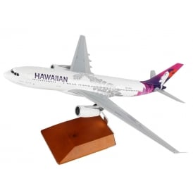 Hawaiian Airbus A330-200 Diecast Model - Scale 1:200