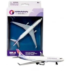 Hawaiian Airlines Boeing 767 Diecast Toy