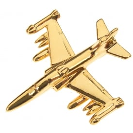 Hawk 100 Boxed Pin - Gold
