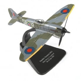 Hawker Tempest MkV Diecast Model 1:72
