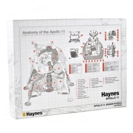 Haynes Apollo 11 Jigsaw - (1000 pieces)