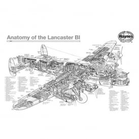 Haynes Lancaster Jigsaw - (1000 pieces)