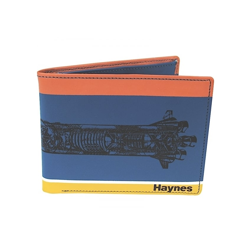 Haynes Saturn V Rocket Wallet