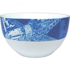 Haynes Spitfire Ceramic Serving Bowl