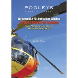 Pooleys Helicopter Syllabus for Flight Instruction