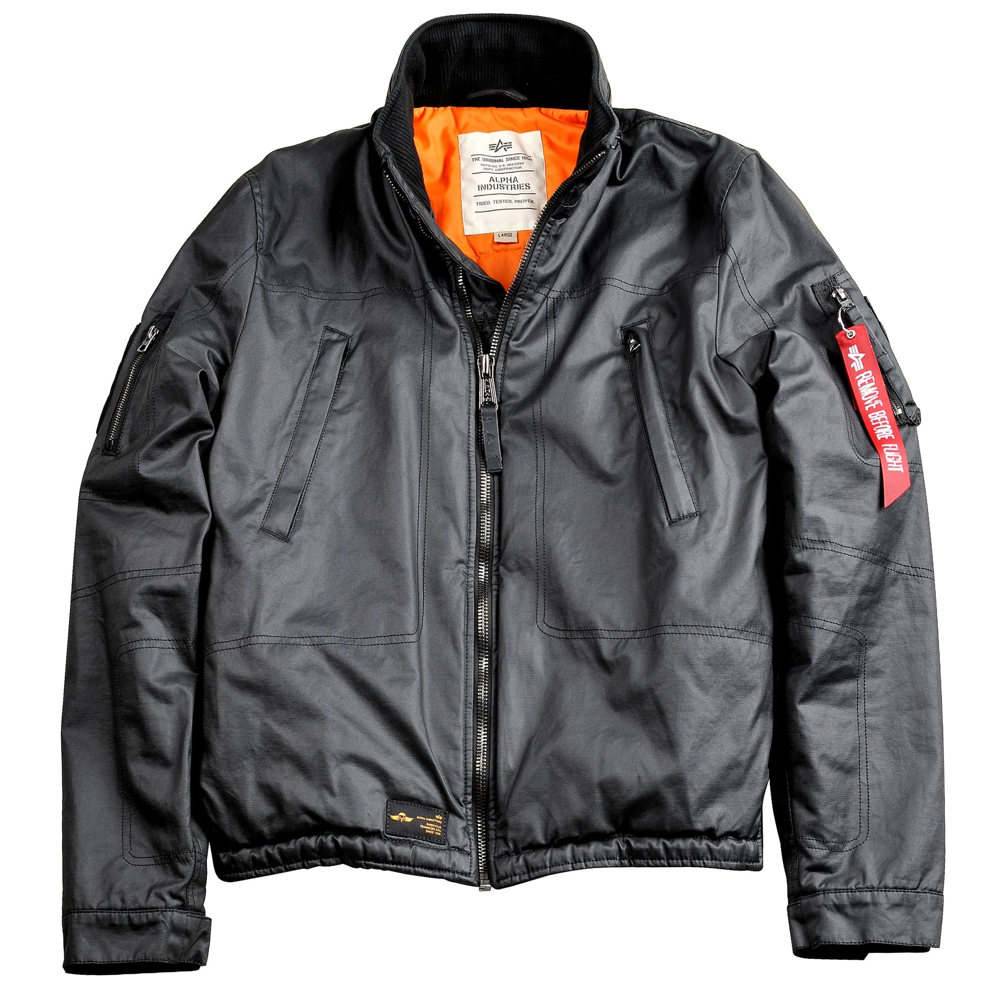 more photos e1615 d6b5a Alpha Industries Helicopter Jacket