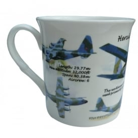 Hercules Bone China Mug
