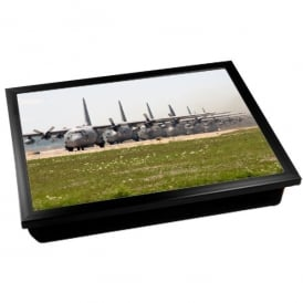 Hercules Multi Aircraft Take Off Cushion Lap Tray