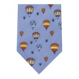 Tie studio Hot Air Balloon Silk Tie