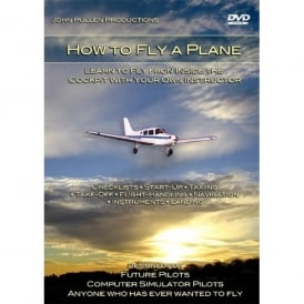 John Pullen How to Fly A Plane DVD