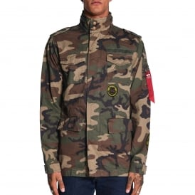 Huntington Patch Jacket
