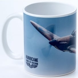 Hurricane Wings of Freedom Mug