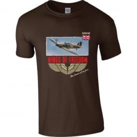 Hurricane Wings of Freedom T-Shirt