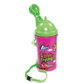 Gifts For Aviators I love Flying Drinks Bottle