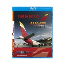 Just Planes Iberia Airbus A330-300 ETOPS Blu-Ray