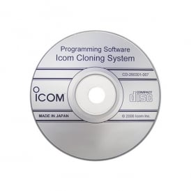 Icom A24 and A6 Cloning Software