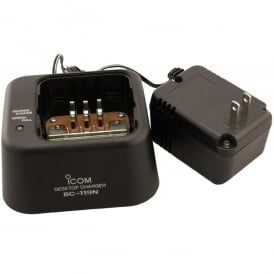Icom BC-119N Fast Charger Kit for IC-A24 and A6