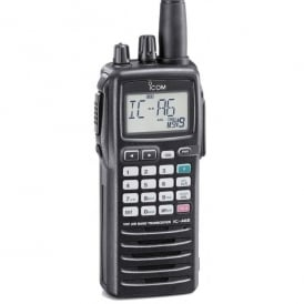Icom IC-A6 Transceiver Pro Pack