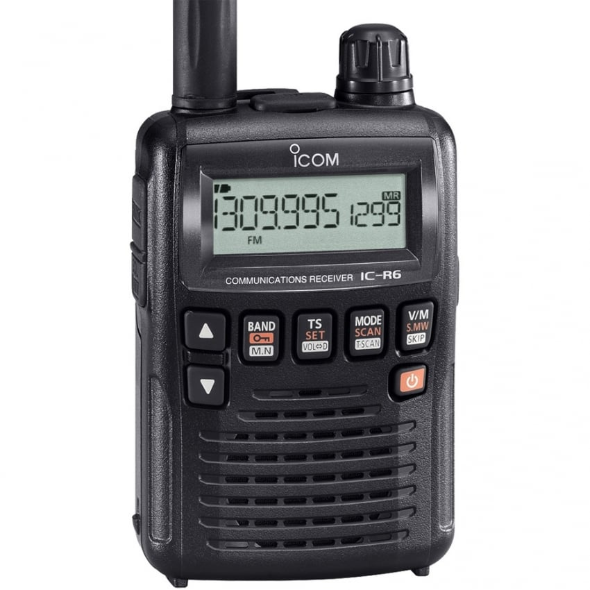Icom IC-R6 Airband Radio