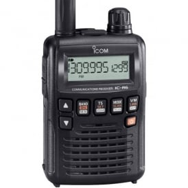 Icom IC R6 Airband Radio