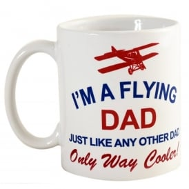 I'm a Flying Dad Mug