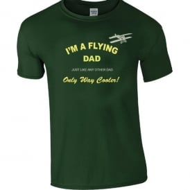 Chocks Away I'm A Flying Dad T-Shirt
