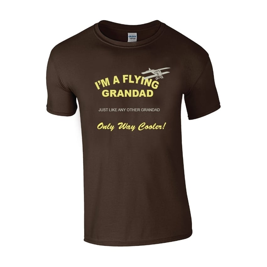 I'm A Flying Grandad T-Shirt