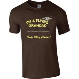 Chocks Away I'm A Flying Grandad T-Shirt
