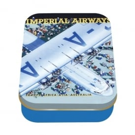 Half Moon Bay Imperial Airways Collector Tin