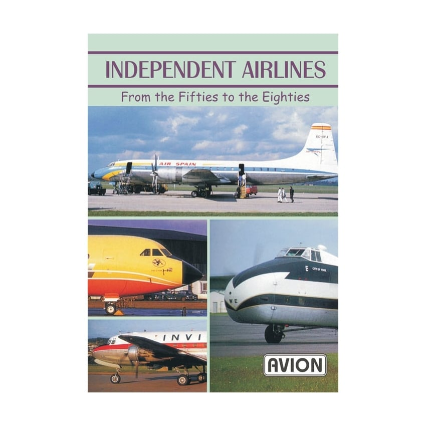 Independent Airlines DVD