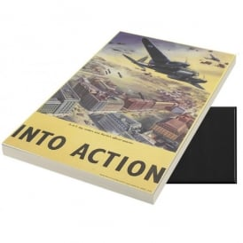 Star Editions Into Action A6 Magnetic Note pad