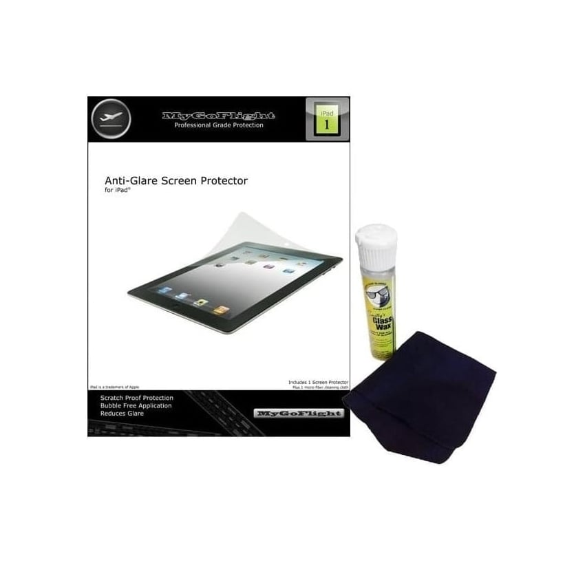iPad Screen Protector Kit