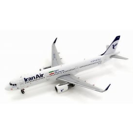 Iran Air Airbus A321 Diecast Model - Scale 1:400