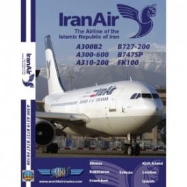 Just Planes IranAir A300 and B727 DVD