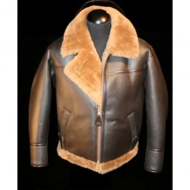Irvin Lightweight Ladies Leather Flying Jacket