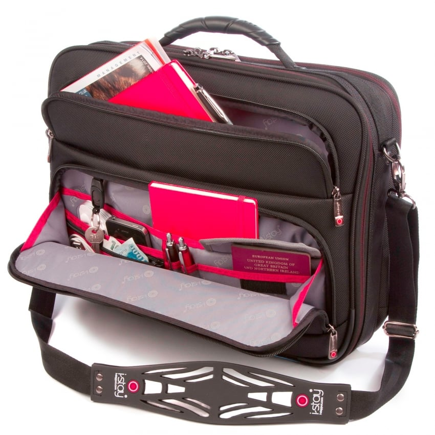 Clamshell Deluxe Flight Bag