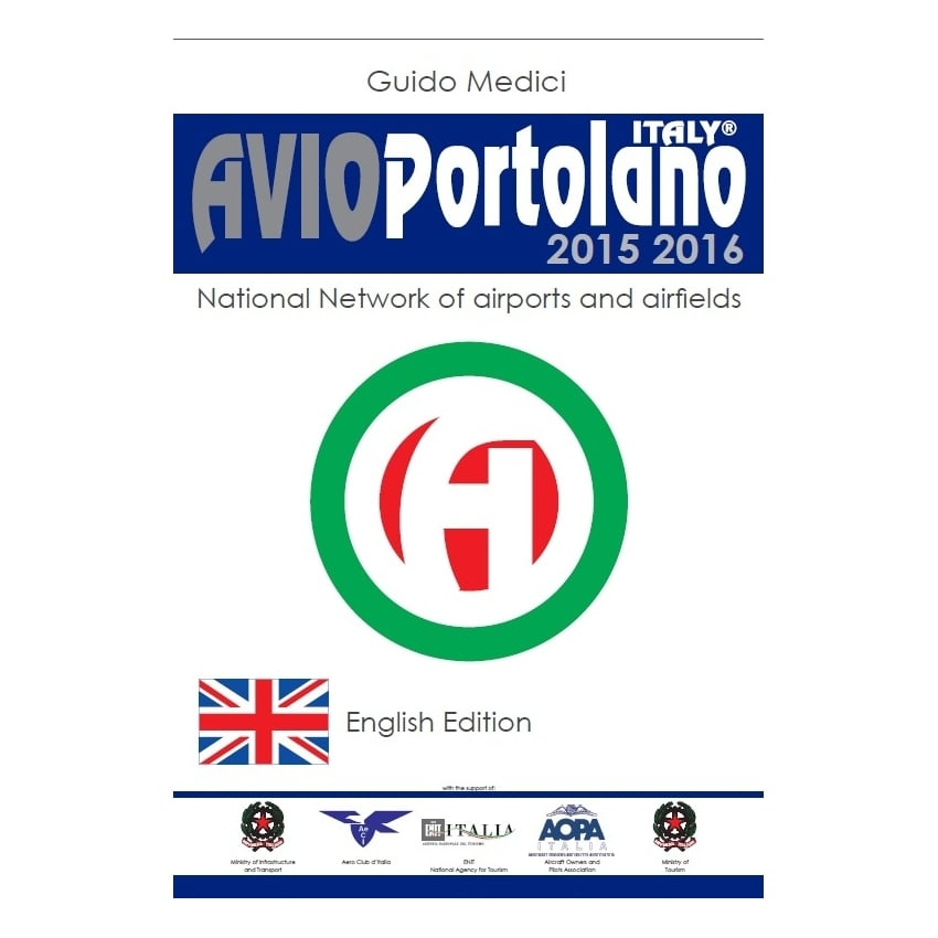 Italian VFR Flight Guide 2015-2016
