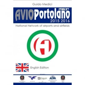 Avio Portolano Italian VFR Flight Guide 2015-2016