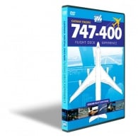 ITVV Boeing 747-400 Cathay Pacific DVD