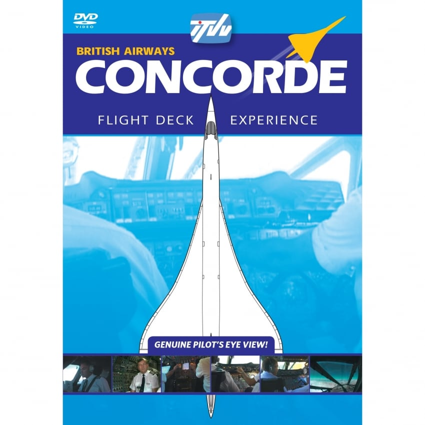 Concorde British Airways Double DVD